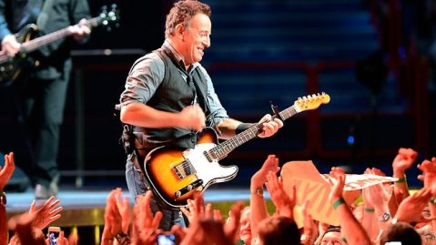 Bruce Springsteen - An artist who knows the relationship with his audience